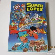 Tebeos: COMIC DE OLE SUPER LOPEZ EN LA CAJA DE PANDORA DEL Nº 8. Lote 244444720