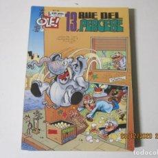Tebeos: OLE 13 RUE DEL PERCEBE Nº 10 EDICIONES B .. Lote 244445890