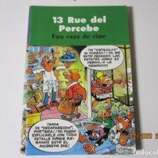 Tebeos: OLE 13 RUE DEL PERCEBE UNA CASA DE CINE EDICIONES B .. Lote 244446245