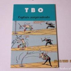 Tebeos: T B O CAPTURA SORPRENDENTE EDICIONES B. Lote 244447610