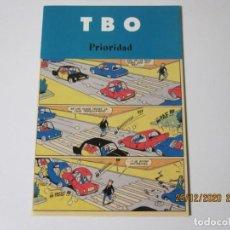 Tebeos: T B O PRIORIDAD EDICIONES B. Lote 244447730