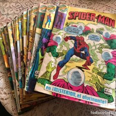 Tebeos: CÓMICS SPIDERMAN BRUGUERA. Lote 244461140