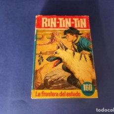 Tebeos: RIN-TIN-TIN -Nº 20 EDITORIAL BRUGUERA - 1ª EDICIÓN. Lote 244485380