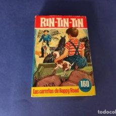 Tebeos: RIN-TIN-TIN -Nº 37 EDITORIAL BRUGUERA - 1ª EDICIÓN. Lote 244485555