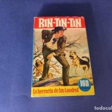 Tebeos: RIN-TIN-TIN -Nº 48 EDITORIAL BRUGUERA - 1ª EDICIÓN. Lote 244485650