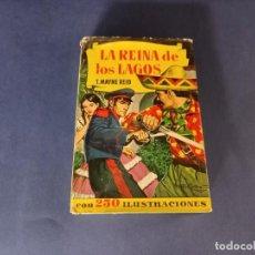 Tebeos: LA REINA DE LOS LAGOS - EDITORIAL BRUGUERA - 1ª EDICIÓN. Lote 244487830