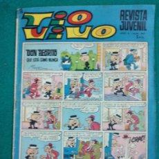 Tebeos: TIO VIVO Nº 347. EDITORIAL BRUGUERA.. Lote 244488650