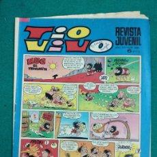 Tebeos: TIO VIVO Nº 520. EDITORIAL BRUGUERA.. Lote 244488960