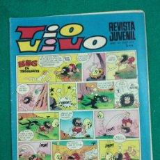 Tebeos: TIO VIVO Nº 472. EDITORIAL BRUGUERA.. Lote 244489140