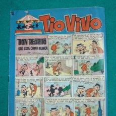 Tebeos: TIO VIVO Nº 240. EDITORIAL BRUGUERA.. Lote 244489265