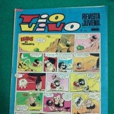 Tebeos: TIO VIVO Nº 521. EDITORIAL BRUGUERA.. Lote 244493040