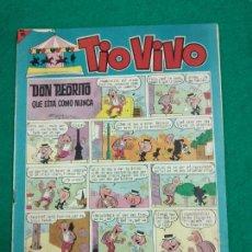 Tebeos: TIO VIVO Nº 232. EDITORIAL BRUGUERA.. Lote 244493270
