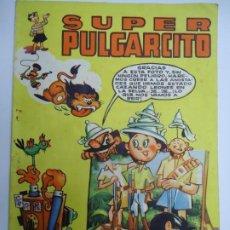 Tebeos: SUPER PULGARCITO Nº 7 (BRUGUERA, NOVIEMBRE DE 1949) SUPER PULGARCITO Nº 7. GRAFICAS BRUGUERA 1949. B. Lote 244494385