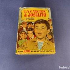 Tebeos: LA CANCION DE JOSELITO - EDITORIAL BRUGUERA - 1ª EDICIÓN. Lote 244494595