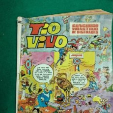 Livros de Banda Desenhada: TIO VIVO EXTRA DE CARNAVAL. EDITORIAL BRUGUERA 1972.. Lote 244504055