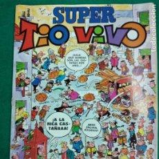 Livros de Banda Desenhada: SUPER TIO VIVO Nº 8. EDITORIAL BRUGUERA 1972.. Lote 244504645