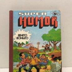 Tebeos: SUPER HUMOR BENITO BONIATO Nº 2 BRUGUERA 1ª EDICION ENERO DE 1985. Lote 244515065