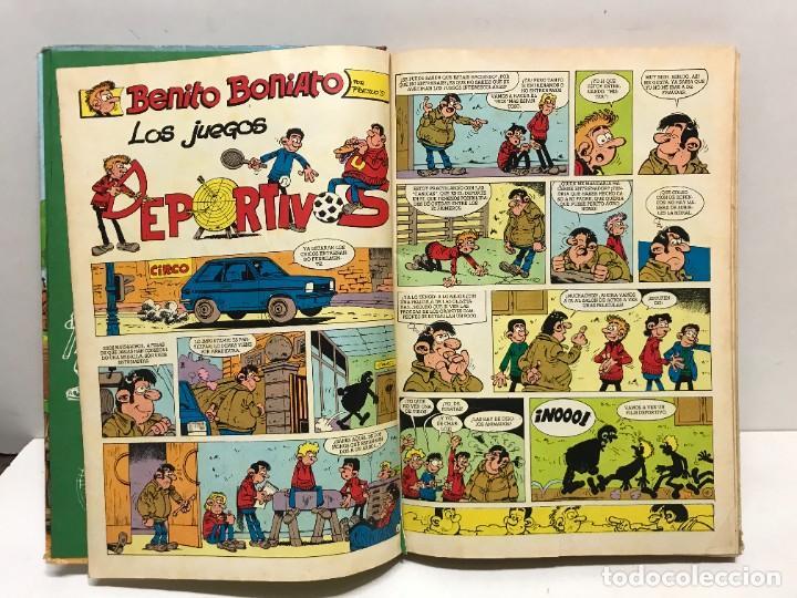 Tebeos: SUPER HUMOR BENITO BONIATO Nº 2 BRUGUERA 1ª EDICION ENERO DE 1985 - Foto 5 - 244515065