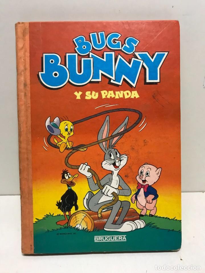 BUGS BUNNY Y SU PANDA VOL.1 DE BRUGUERA AÑO 1983 (Tebeos y Comics - Bruguera - Super Humor)