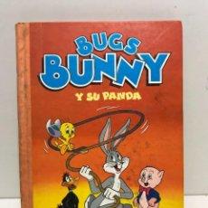 Tebeos: BUGS BUNNY Y SU PANDA VOL.1 DE BRUGUERA AÑO 1983. Lote 244516275