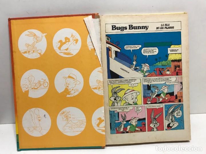 Tebeos: BUGS BUNNY Y SU PANDA VOL.1 DE BRUGUERA AÑO 1983 - Foto 2 - 244516275