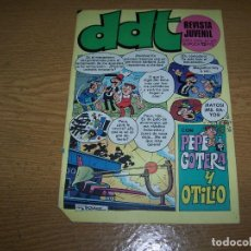 Tebeos: DDT 427 MBE. Lote 244585765