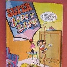 Tebeos: SUPER ZIPI Y ZAPE Nº 93 MARZO 1981 - BRUGUERA. Lote 244608920