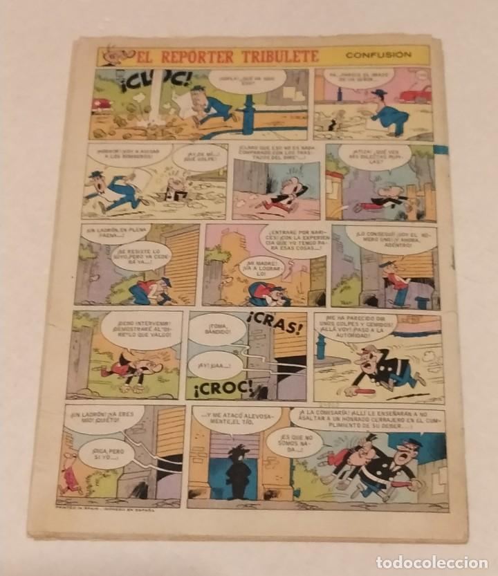 Tebeos: MORTADELO Nº 198 BRUGUERA. AÑO 1974 - Foto 3 - 244616430