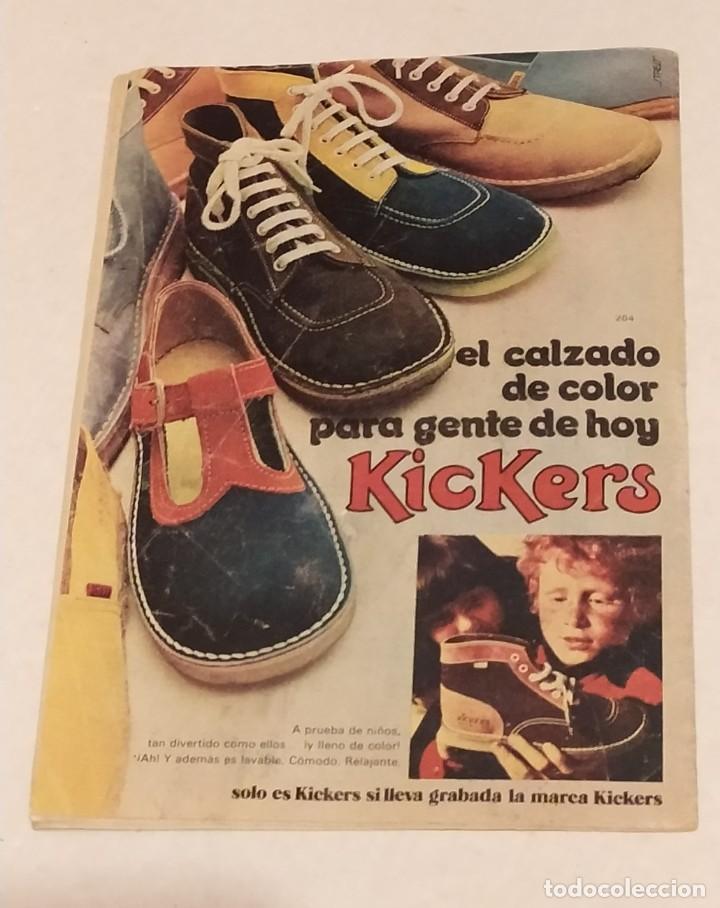 Tebeos: MORTADELO Nº 204 BRUGUERA. AÑO 1974 - Foto 3 - 244618920