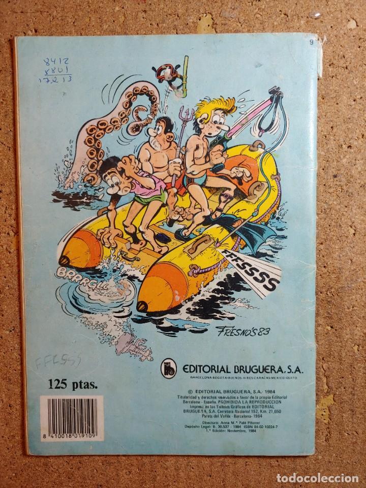 Tebeos: COMIC DE BENITO BONIATO EN VIVA EL COLE DEL AÑO 1984 Nº 9 - Foto 2 - 244627090