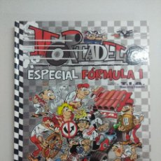 Tebeos: MORTADELO ESPECIAL FORMULA 1/EDICIONES B.. Lote 244635895