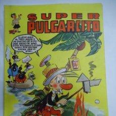 Tebeos: SUPER PULGARCITO NUMERO 12 AÑO 1950 MUY BUEN ESTADO DIFICIL MANUEL VAZQUEZ AÑOS 50 ORIGINAL. Lote 244682195