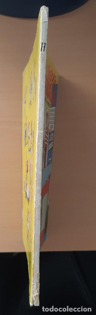 """Tebeos: Olé 77 La alegre Pandilla """"¡Travesuras a porrillo!"""" 1ª edición (1973) Segura - Foto 3 - 244694965"""