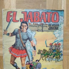 Tebeos: EL JABATO. ALBUM GIGANTE. Nº 35. TERRIBLE DESAFIO. EDITORIAL BRUGUERA. Lote 244731610