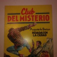 Tebeos: CLUB DEL MISTERIO 1 EDICIÓN AÑO 1983 № 117. Lote 244753245