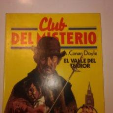 Tebeos: CLUB DEL MISTERIO 1 EDICIÓN AÑO 1984 № 137. Lote 244755010
