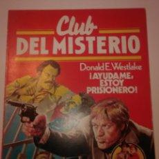 Tebeos: CLUB DEL MISTERIO 1 EDICIÓN AÑO 1983 № 121. Lote 244756750
