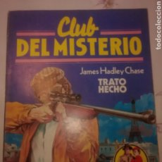 Tebeos: CLUB DEL MISTERIO 1 EDICIÓN AÑO 1983 № 103. Lote 244765190