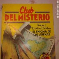 Tebeos: CLUB DEL MISTERIO 1 EDICIÓN AÑO 1983 №102. Lote 244765395