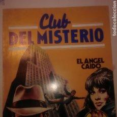 Tebeos: CLUB DEL MISTERIO 1 EDICIÓN AÑO 1983 №119. Lote 244765615