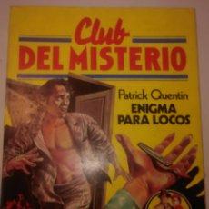 Tebeos: CLUB DEL MISTERIO 1 EDICIÓN AÑO 1981 № 32. Lote 244766020