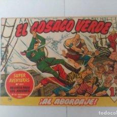 Tebeos: EL COSACO VERDE Nº10. Lote 244859890