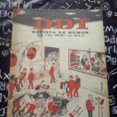 Tebeos: BRUGUERA - REVISTA DE HUMOR DDT NUM. 775 ( 5 PTS. ) AÑO 1966 . BUEN ESTADO. Lote 244872275