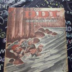 Tebeos: BRUGUERA - REVISTA DE HUMOR DDT NUM. 776 ( 5 PTS. ) AÑO 1966 . BUEN ESTADO. Lote 244872600