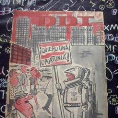 Tebeos: BRUGUERA - REVISTA DE HUMOR DDT NUM. 781 ( 5 PTS. ) AÑO 1966 . BUEN ESTADO. Lote 244874605