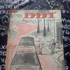 Tebeos: BRUGUERA - REVISTA DE HUMOR DDT NUM. 783 ( 5 PTS. ) AÑO 1966 . BUEN ESTADO. Lote 244875105