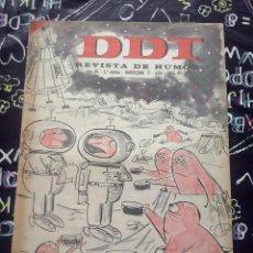 Tebeos: BRUGUERA - REVISTA DE HUMOR DDT NUM. 784 ( 5 PTS. ) AÑO 1966 . BUEN ESTADO. Lote 244875390