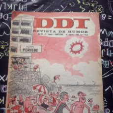 Tebeos: BRUGUERA - REVISTA DE HUMOR DDT NUM. 788 ( 5 PTS. ) AÑO 1966 . BUEN ESTADO. Lote 244878170