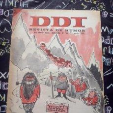 Tebeos: BRUGUERA - REVISTA DE HUMOR DDT NUM. 790 ( 5 PTS. ) AÑO 1966 . BUEN ESTADO. Lote 244879845