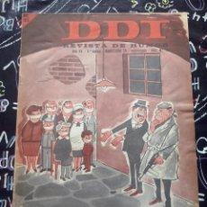 Tebeos: BRUGUERA - REVISTA DE HUMOR DDT NUM. 795 ( 5 PTS. ) AÑO 1966 . BUEN ESTADO. Lote 244882255